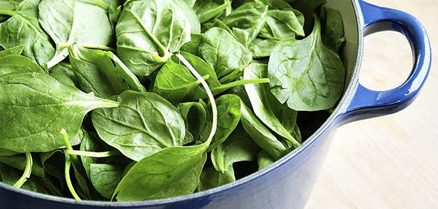Витамин С в шпинате