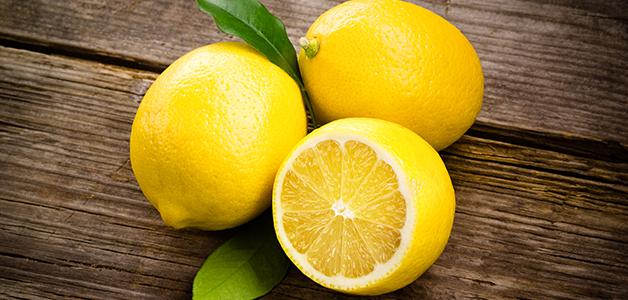 Витамин С в лимоне