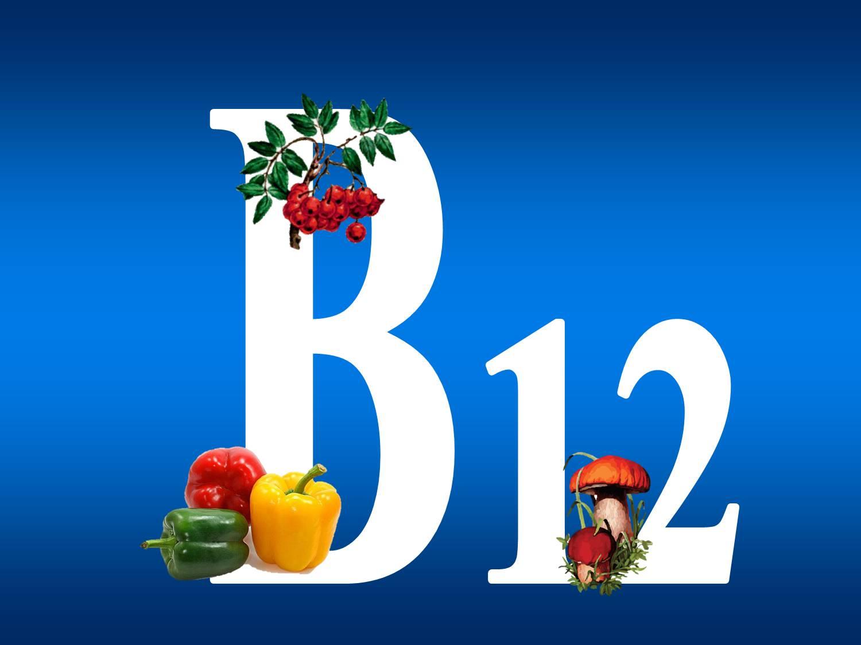 Польза витамина B12