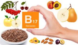 Польза B17