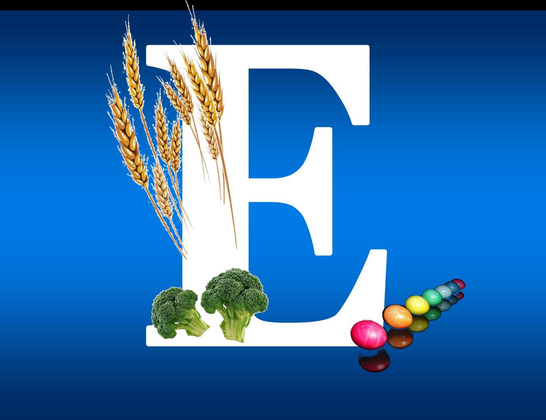 Польза витамина E