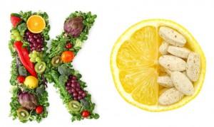 Польза витамина K