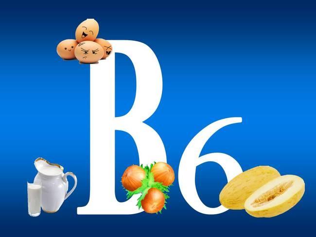 Польза B6