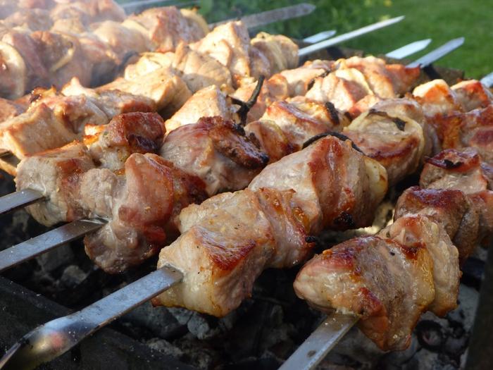 Необычные маринады для шашлыка из свинины