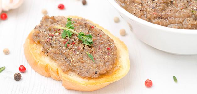 Вкусные рецепты икры из грибов с чесноком и яйцом