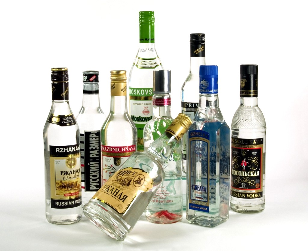 водка полезна для здоровья