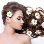 Особенности ухода за волосами летом