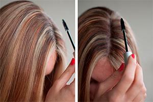 Как закрасить седину