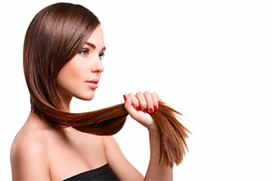 Причины жесткости волос