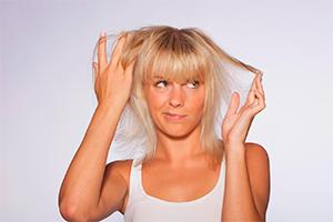 Седые волосы что делать