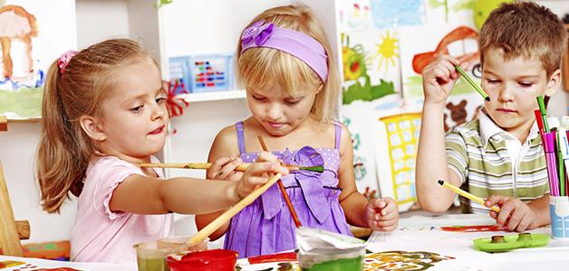 Особенности развития детей 4 лет