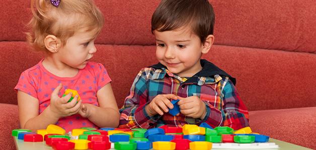 Возрастные особенности детей 4 лет
