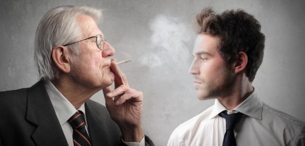 пассивное курение для детей