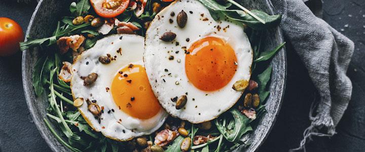 Холестерин в яйцах вредит