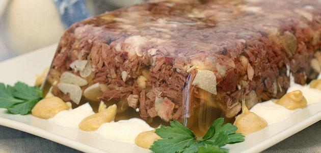 Холодец из говядины - пошаговые рецепты
