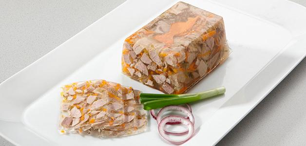 Холодец из индейки - пошаговые рецепты