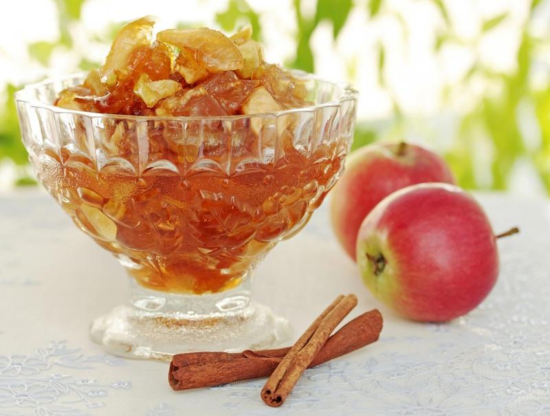 Варенье из яблок рецепт