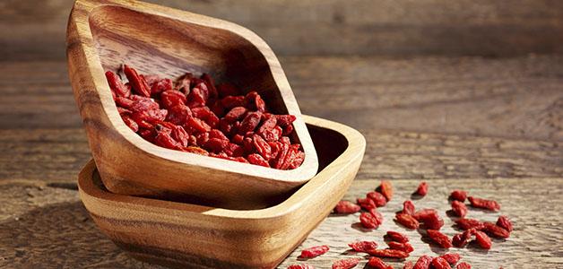 Полезные свойства ягод годжи