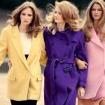 Модные женские пальто осени 2015 года — новости высокой моды