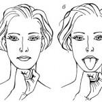 Коррекция овала лица – упражнения для подтяжки овала лица в домашних условиях