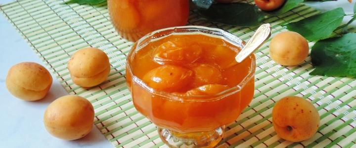 зимние заготовки из абрикосов
