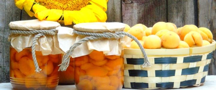Заготовки из абрикосов золотые рецепты