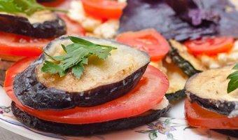 Закуски из баклажанов – 8 простых рецептов