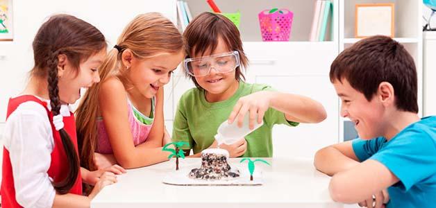 Развлечения для детей дома