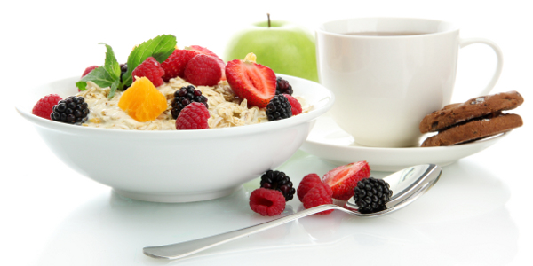 Продукты для завтрака