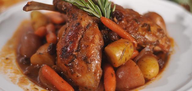 заяц в духовке рецепт с картошкой и