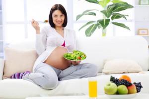 поведение беременной