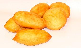 Жареные пирожки – рецепты теста и начинок