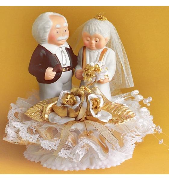 Золотая свадьба что подарить