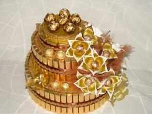 Золотая свадьба оформление