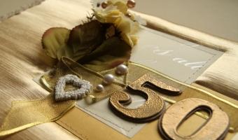 Золотая свадьба – как отметить юбилей совместной жизни